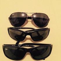 Ray Ban Sunglasses Lot Photo