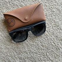Ray Ban Sunglasses Polarized Justin Classic Low Bridge Fit Photo