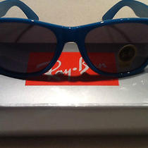 Ray Ban Sunglasses Rb 2140 Blue Frame Photo