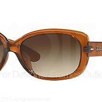 Ray Ban Sunglasses Rb 4101f 717/13 Brown 58mm Photo
