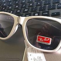 Ray Ban Sunglasses Uv400 White  Photo