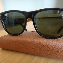 Ray Ban Sunglasses Wayfarer Rb 2140-New Photo