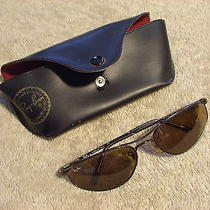 Ray-Ban Sunglasses With Case Photo