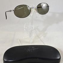 Ray Ban Vintage Distressed Frame W2544 Tortoise Small Round Frame Sunglasses Photo
