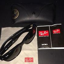 Ray Ban Wayfarer Photo