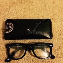 Ray Ban Wayfarer Glasses Photo