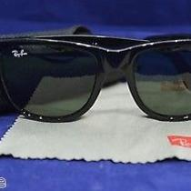 Ray Ban Wayfarer Rb 2140 901 Sunglasses Photo