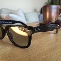Ray Ban Wayfarer Sunglasses Photo
