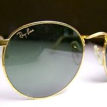 Ray Bans Gold Authentic Photo