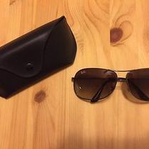 Rayban 3267 Brown/chrome Sunglasses Photo