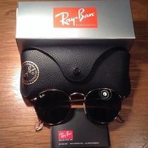 Rayban Aviator Round Retro Sunglasses New Photo