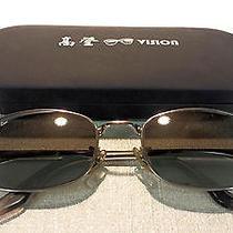 Rayban b&l Mirrored W2320 Sidestreet Chrome/gray Sunglasses Photo