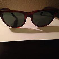 Rayban Usa Wayfarer 2 Tortoise Sunglasses Vintage b&l Photo