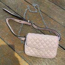 Rebecca Minkoff Affair Quilted Fanny Bag Blush Photo