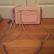 Rebecca Minkoff Avery Cross Body Bag Leather in Quartz (Brand New With Tags) Photo