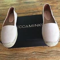 Rebecca Minkoff Blush Espadrilles Shoes Brand New in Box Size 6 Photo