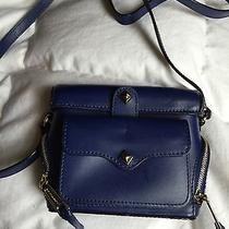 Rebecca Minkoff Craig Camera Cross-Body Bag Silver Hardware. Nwot Photo