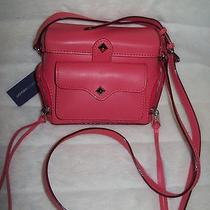 Rebecca Minkoff Craig Crossbody Camera Leather Handbag New Photo