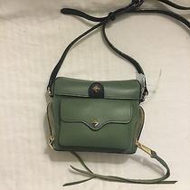 Rebecca Minkoff Craig Handbag Purse Camera Bag Green Photo