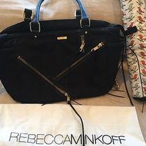 Rebecca Minkoff Diaper Bag Black Photo