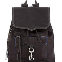 Rebecca Minkoff Ladies Bike Share Backpack - Black - New With Tags - Beautiful Photo