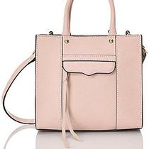 Rebecca Minkoff Mab Tote Mini Cross Body Quartz One Size Photo