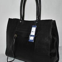 Rebecca Minkoff 'Medium Mab' Leather Tote Black - New W/tags (See Condition)  Photo