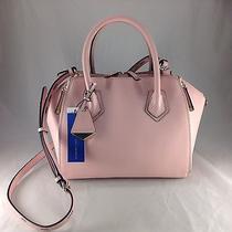 Rebecca Minkoff - Mini Perry Satchel - Quartz Leather Handbag - Nwt Photo
