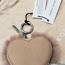 Rebecca Minkoff New W/tag Coin Purse/key Holder Blush/nude Photo