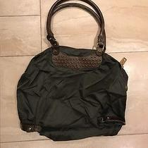 Rebecca Minkoff Nylon and Leather Tote Photo