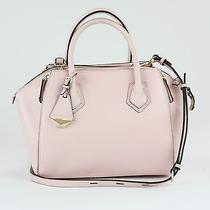 Rebecca Minkoff Quartz Wave Leather Mini Perry Satchel Bag Photo