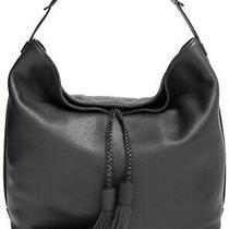 Rebecca Minkoff Tassel Isobel Hobo Black Leather Ladies Tote Bag Brand New Photo