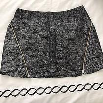 Rebecca Minkoff Zipper Mini Skirt Photo