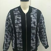 Rebecca Taylor Printed Padded Bomber Jacket Photo