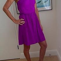 Rebecca Taylor Pure Silk Dress Size 2. Photo