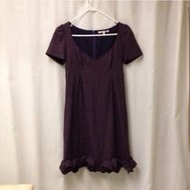Rebecca Taylor Purple Dress  Photo