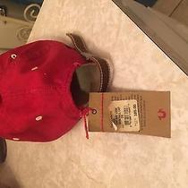 Red Adjustable True Religion Hat Photo