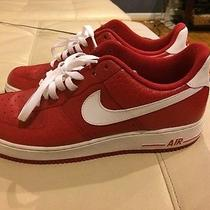 Red Air Force 1 Photo