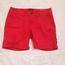 Red American Eagle Shorts Photo