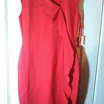 Red Anne Klein Dress Photo