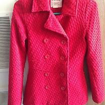 Red Billabong Coat Photo