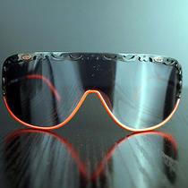 Red - Black Vintage Sunglasses Luxury French Brand Cd Model 2501 Photo