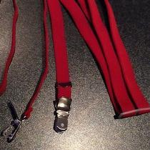Red Braces Photo