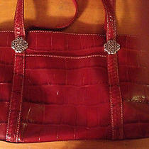 Red Brighton Leather Shoulderbag Photo