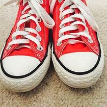 Red Converse Photo