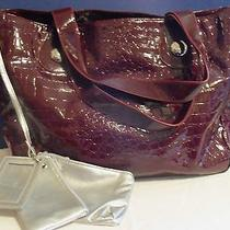 Red Croc Hand Bag Photo