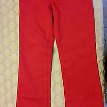 Red Dickies Size 1 Euc Photo