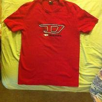 Red Diesel Shirt Photo