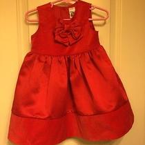 Red Dress Carters 18months Photo