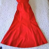 Red Evenig Gown  Never Worn Photo